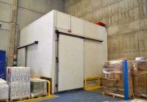 Climandcool, réfrigération industrielle de chambre froide