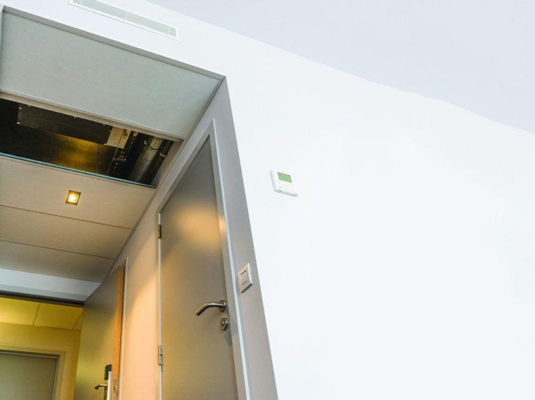 Différents systèmes de ventilation